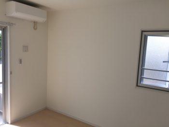 新築のアパート
